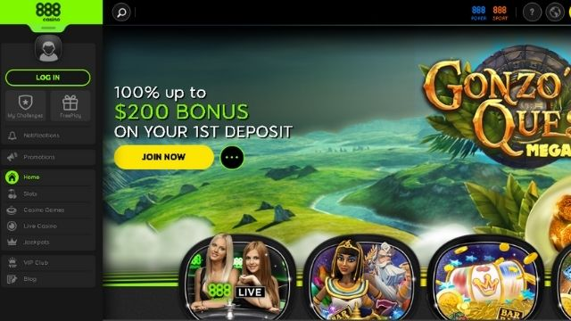 online casino apps 888 casino