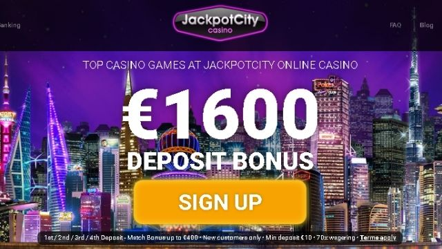 Safest Online Casinos - jackpot city casino